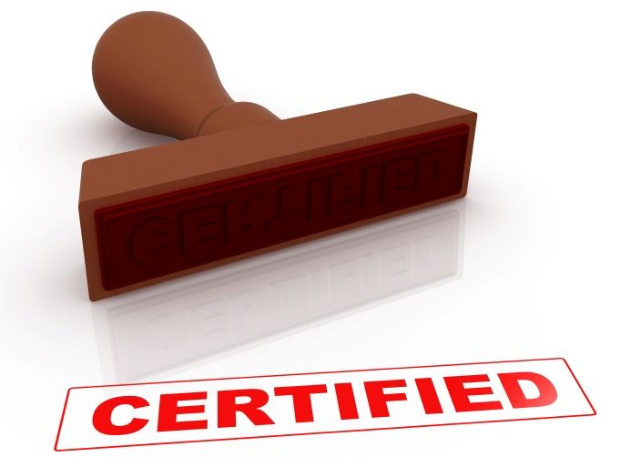 Certified Electronic Medical Recoreds EHR