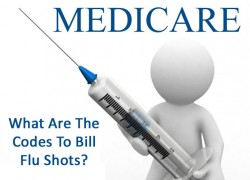 What are the Codes to Bill Medicare Flu Shots