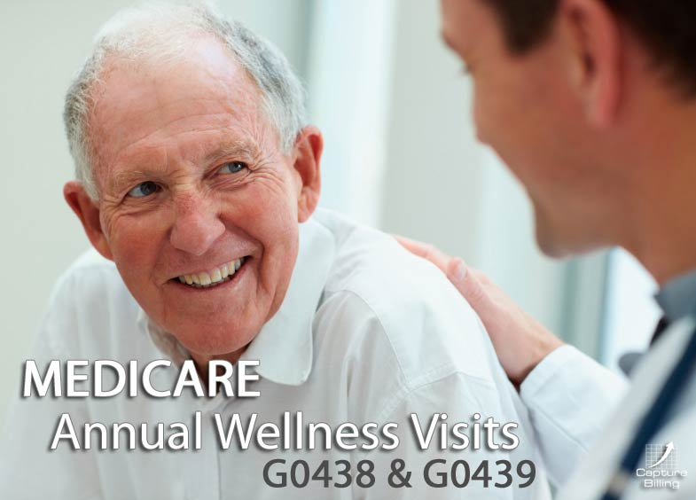 Medicare G0438 – G0439: Two Annual Wellness Visit Codes