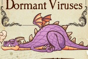 Dormant Viruses Infographic