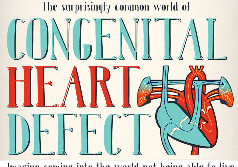 The Surprisingly Common World of Congenital Heart Defects