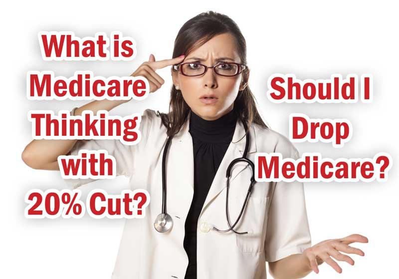 Should Doctors Drop Medicare