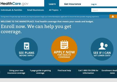 Healthcare.gov - Obamacare