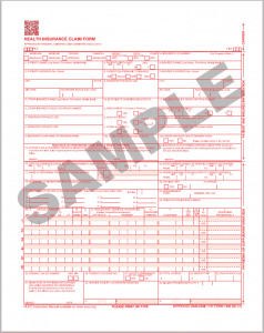 What the New CMS-1500 Version 02/12 Paper Claim Form Means to You