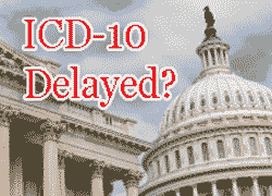 Congress to Vote on !CD-10 Delay