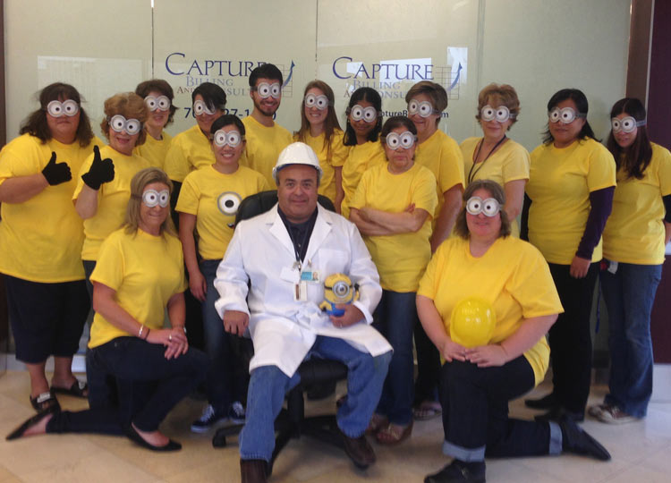 Medical Billing Staff Minions