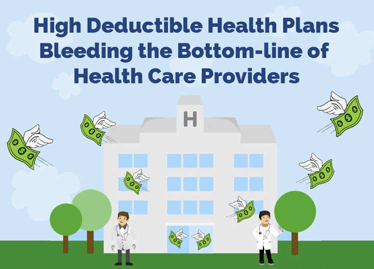 Infographic Explains High Deductible Health Plans