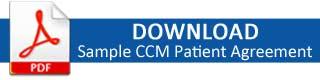 Download Sample CCM Patient Agreement