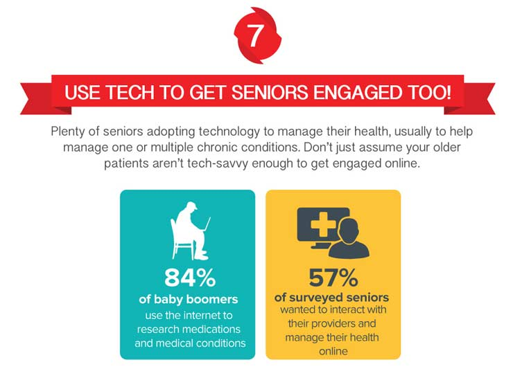 Use Tech to Get Seniors Envolved