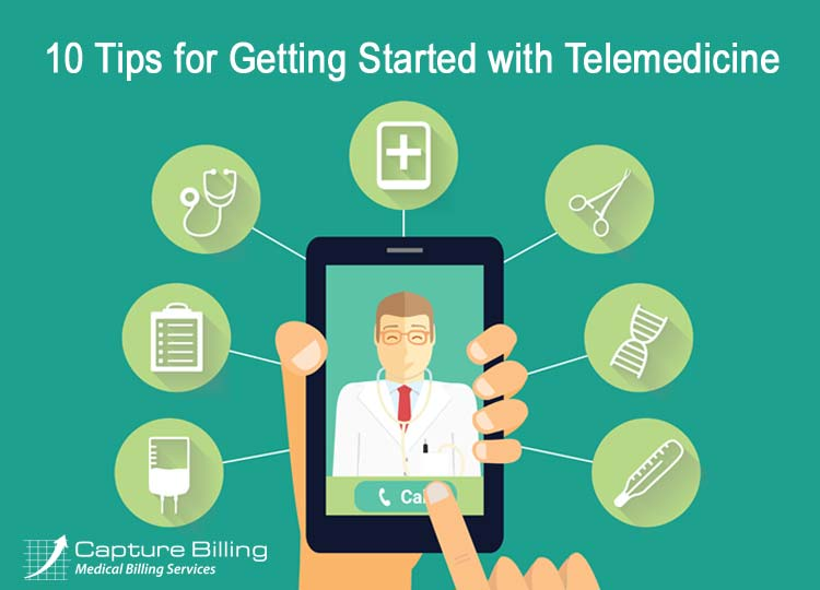 10 Tips for Getting Started with Telemedicine