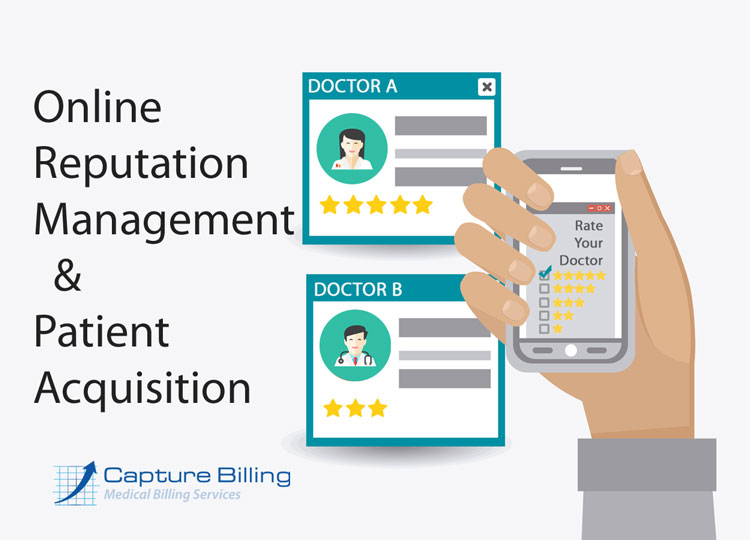 Online Reputation Management and Patient Acquisition Go Hand In Hand