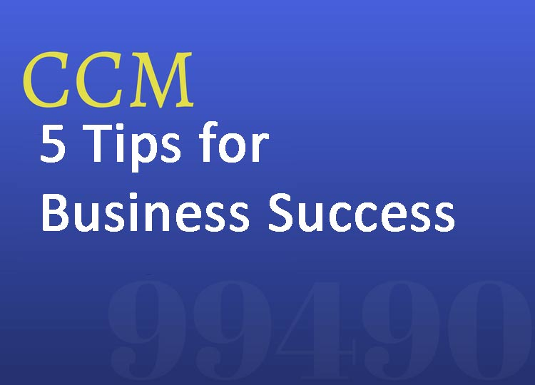 Chronic Care Management - 5 Tips for Business Success