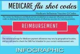 Medicare Flu Shot Q Code Infographic