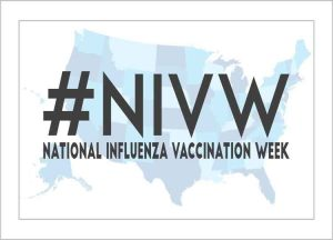 #NIVW National Influenza Vaccination Week