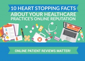 Don't Just Look at Your Online Patient Reviews, Find Ways to Get More of Them [Infographic]