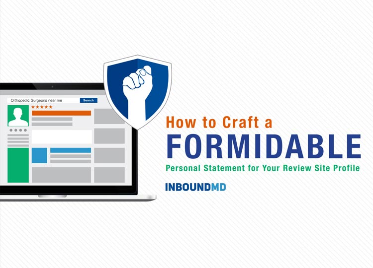 How to Craft a Formidable Personal Statement for Your Review Site Profile